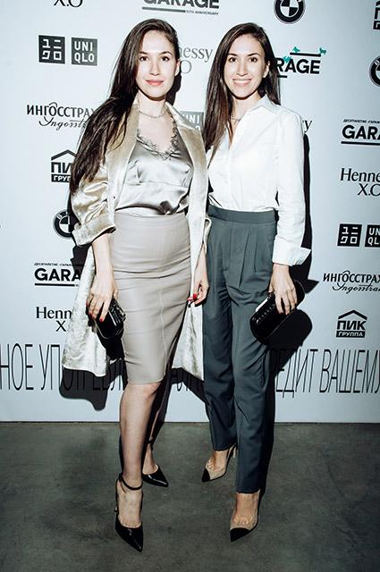 Мариана и Мадина Гоговы