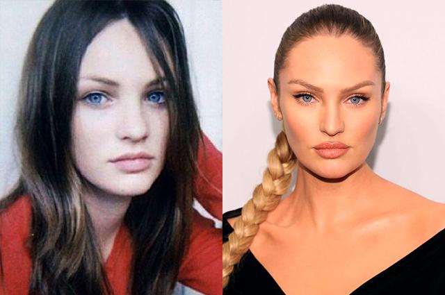 Тогда и сейчас: как Кейт Мосс, Клаудия Шиффер и другие модели выглядели в юности