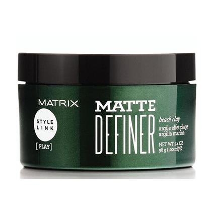 Матовая глина Matte Definer от Matrix