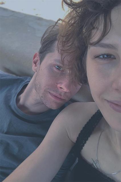 Григорий Калинин и Ирина Горбачева