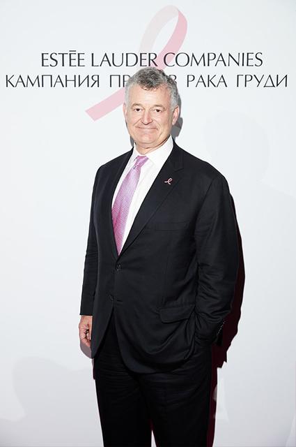 Уильям Лаудер - исполнительный председатель Estée Lauder Companies