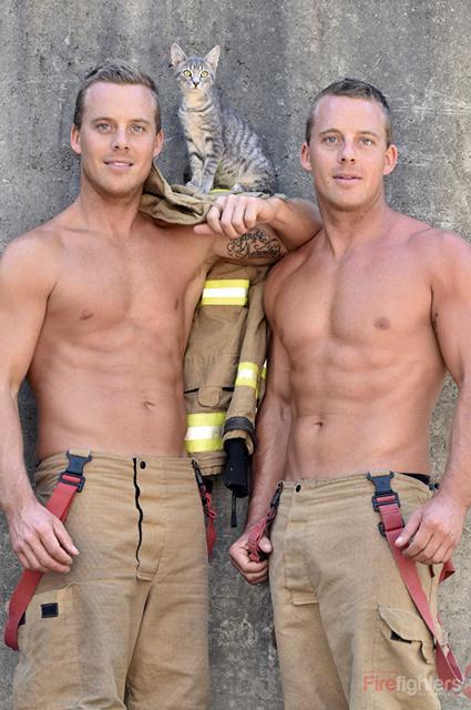 Календарь Firefighter's calendar