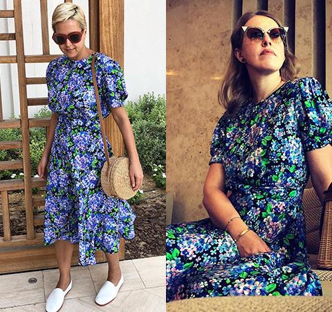 Битва платьев: Ксения Чилингарова против Ксении Собчак