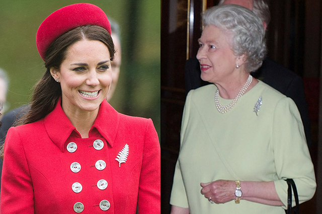 Тиары, броши и колье: все драгоценности, которые Елизавета II одалживает своим родственницам