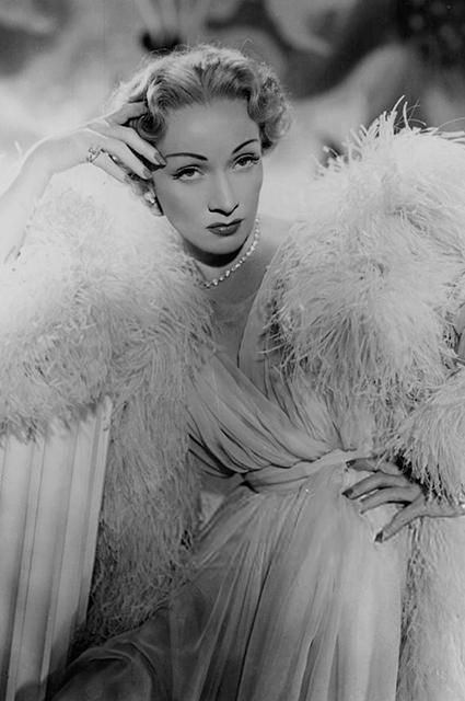 Марлен Дитрих, 1950 год