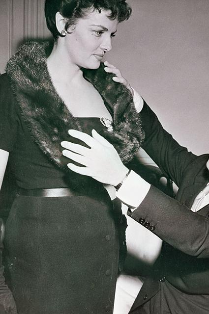 Джейн Рассел, 1954 год