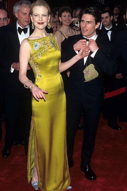 Николь Кидман и Том Круз, 1997 год