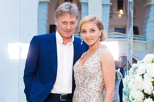 «Я всегда рядом с тобой»: Татьяна Навка мило поздравила супруга Дмитрия Пескова с днем рождения