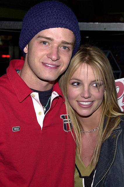Бритни Спирс все еще слушает музыку бывшего бойфренда Джастина Тимберлейка