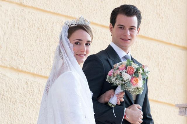 Герцогиня София Вюртембергская вышла замуж за французского аристократа