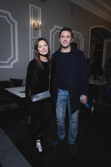 Елена Лядова и Владимир Вдовиченко