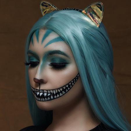 Дэдпул, кукла Билли, Веном: самые впечатляющие бьюти-образы на Хэллоуин