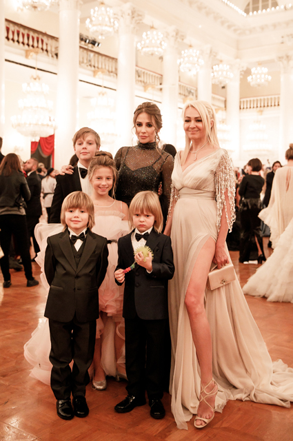 Юлианна Караулова, Тина Канделаки, Яна Рудковская и другие на Балу дебютанток Tatler