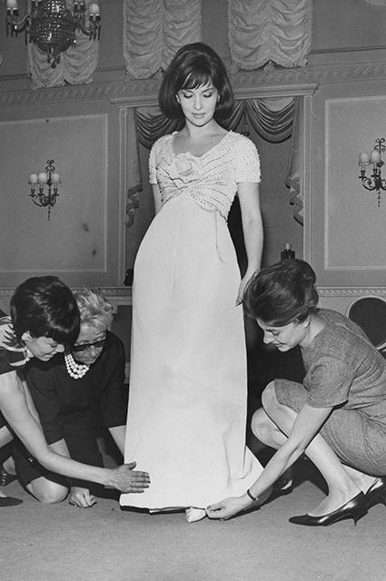 Джина Лоллобриджида, 1963 год