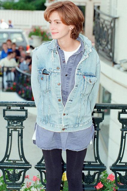 Бери и носи: вдохновляемся образами Джулии Робертс из 90-х
