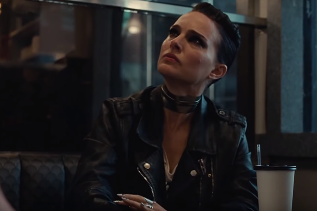 Гламурная рок-звезда Натали Портман в трейлере фильма «Голос люкс»