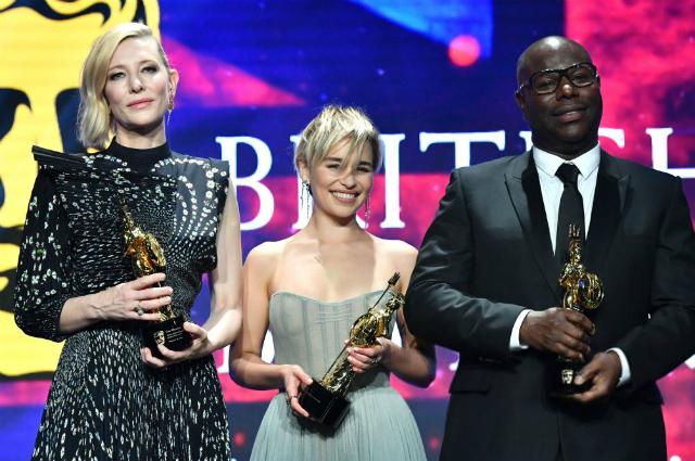 Кейт Бланшетт, Эмилия Кларк, Джим Керри и другие звезды на Britannia Awards 2018