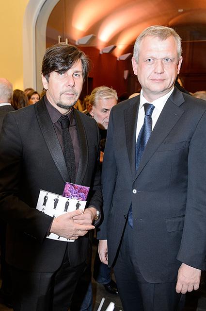 Андрей Фомин и Сергей Капков