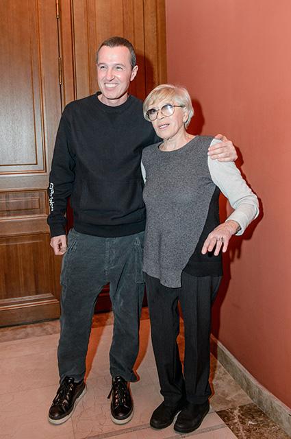 Игорь Верник и Алиса Фрейндлих