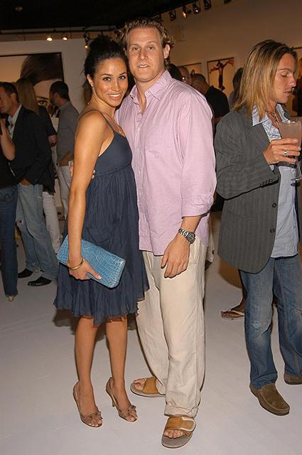 Стало известно, что Меган Маркл заставила первого мужа заключить «договор о беременности»