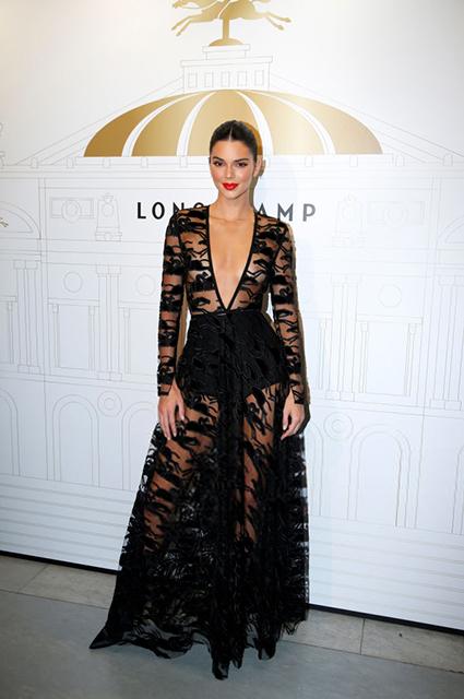 Платье Longchamp
