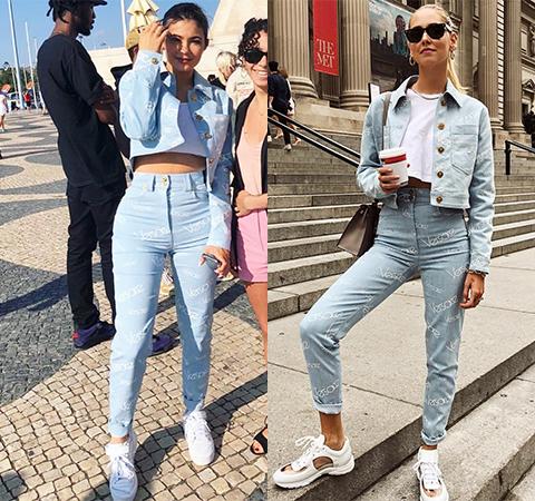 Модная битва: Кайли Дженнер против Кьяры Ферраньи