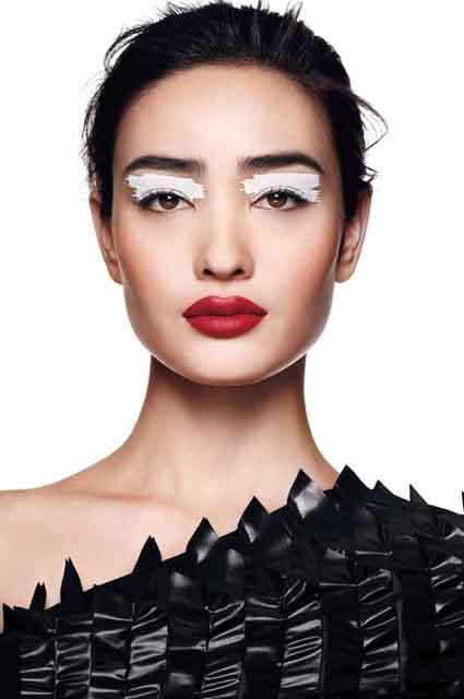 Wanted: обновленная коллекция макияжа Shiseido