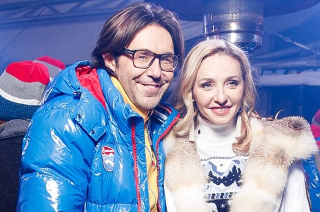 Татьяна Навка, Андрей Малахов, Альбина Джанабаева и другие звезды на показе Bosco