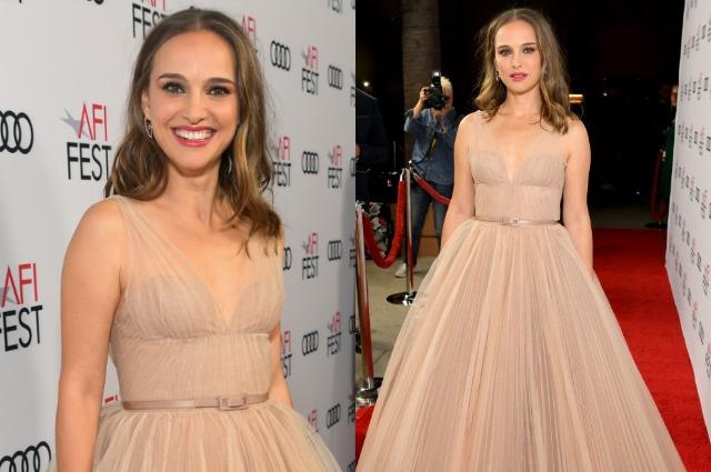 Как принцесса: Натали Портман покорила гостей кинофестиваля своим нежным образом