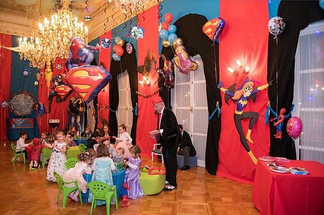 Празднование дня рождения детей князя Альбера II и княгини Шарлен