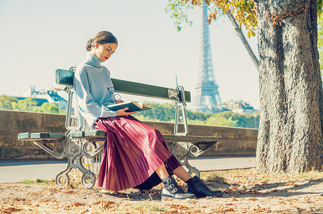 От Парижа до Крайнего Севера: смотрим лукбуки с зимним гардеробом для любого климата