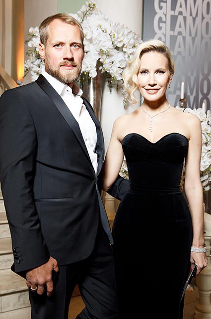 Елена Летучая с супругом Юрием Анашенковым