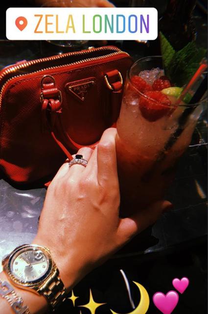 Фото из Instagram Джорджины Родригес