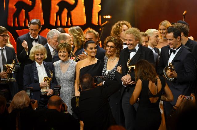 Пенелопа Крус, Лив Тайлер, Софи Лорен и другие звезды на Bambi Awards 2018
