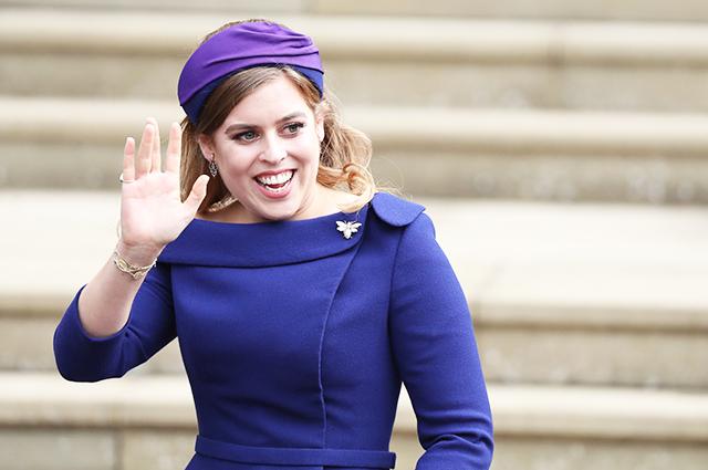 СМИ: принцесса Беатрис встречается с разведенным мультимиллионером