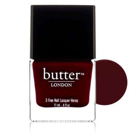 Лак для ногтей в оттенке Ruby Murray, Butter London