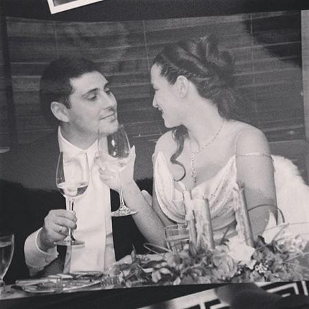 Игорь и Алина Ротенберг