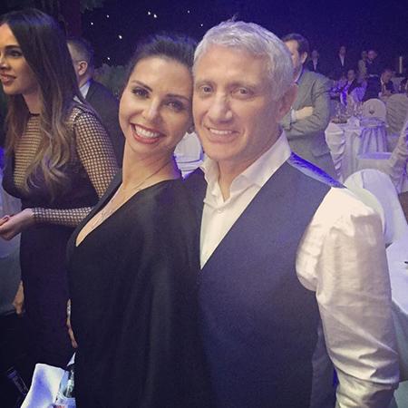 Карина и Борис Ротенберг