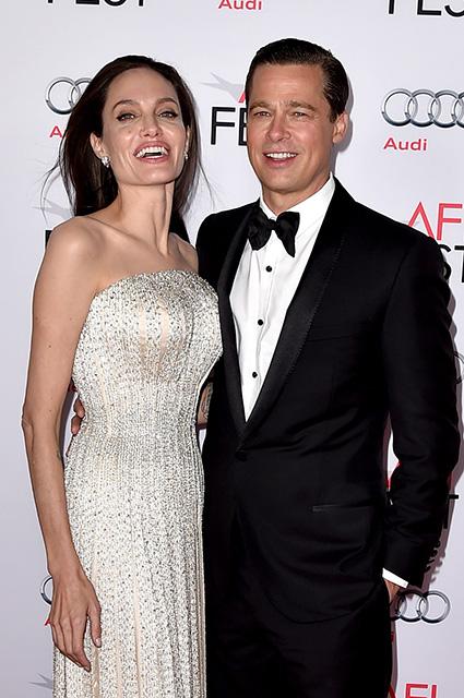 Анджелина Джоли продлила контракт с частным судьей по делу об опеке над детьми до конца следующего года