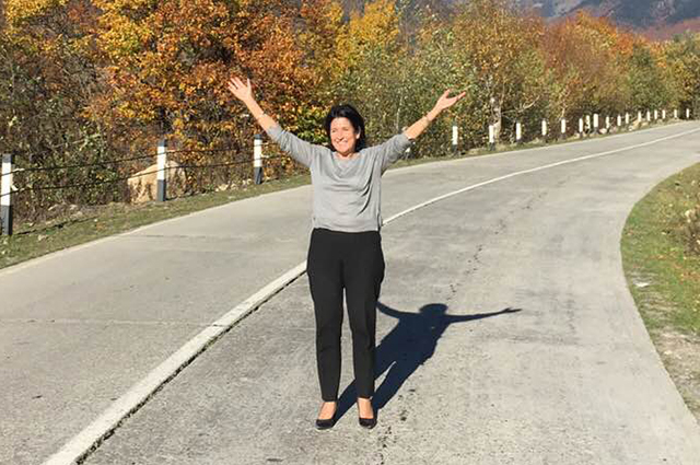 Леди у руля: что мы знаем о новом президенте Грузии Саломе Зурабишвили