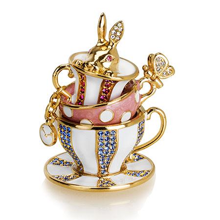 Твердые духи Wonderland Tea Party