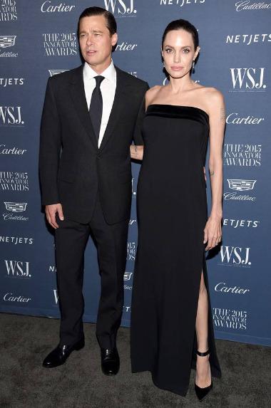 Анджелина Джоли и Брэд Питт наконец-то подписали соглашение об опеке над детьми