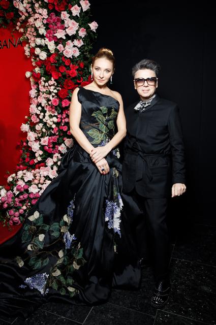 Яна Рудковская, Вера Брежнева, Ксения Собчак и другие на праздновании 20-летия Vogue