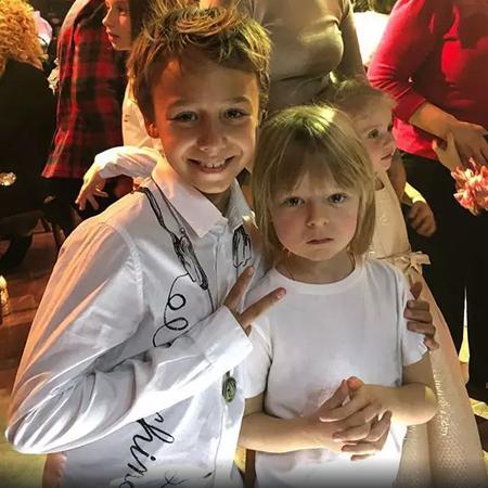 Алла Пугачева с детьми, Барановская, Малахов и другие звезды на 7-летии дочки Филиппа Киркорова