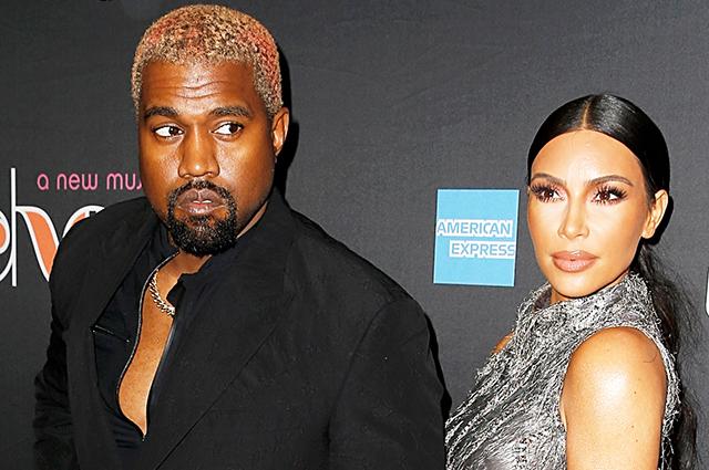 Канье Уэст и Ким Кардашьян стали главными звездами на премьере мюзикла