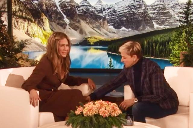 Кадр из телешоу