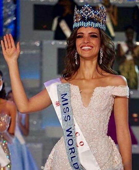 Победительницей конкурса «Мисс мира — 2018» стала Ванесса Понсе де Леон из Мексики