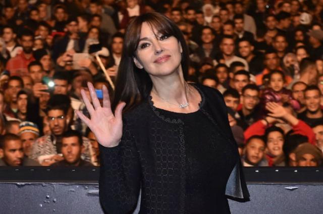 Простая элегантность: Моника Беллуччи на Международном кинофестивале в Марракеше