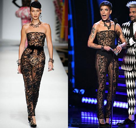Модная битва: Белла Хадид против Холзи