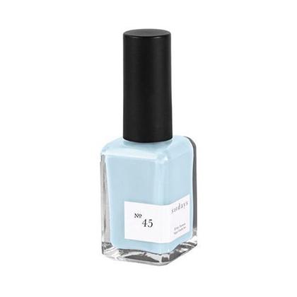 Лак для ногтей sundays 10-Free Nontoxic Nail Polish в оттенке No.45